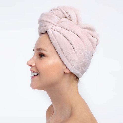 Kitsch Microfiber Hair Towel- Blush