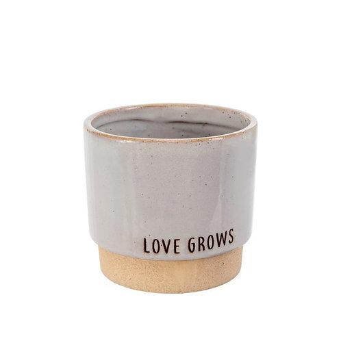 Love Grows Planter