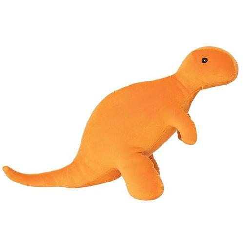 Manhattan Toys Velveteen Dino Growly T-Rex