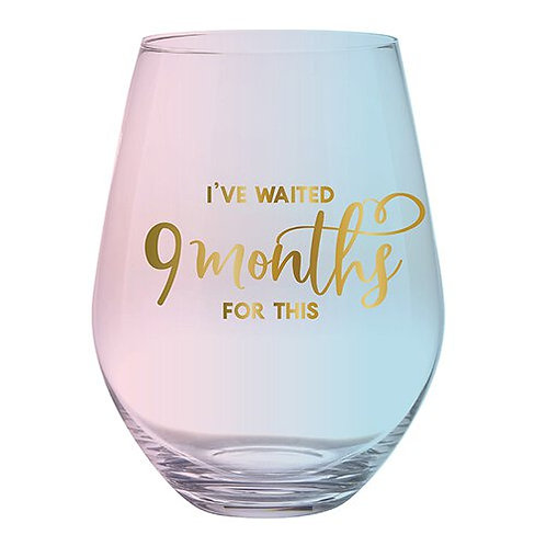 Jumbo Wine Glass- Waited 9 Months For This