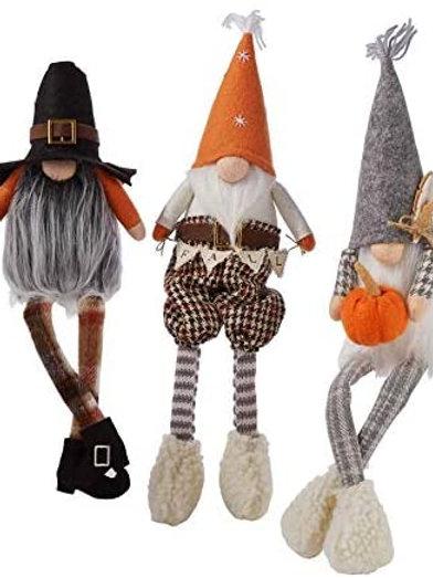 Mudpie Small Fall Gnomes
