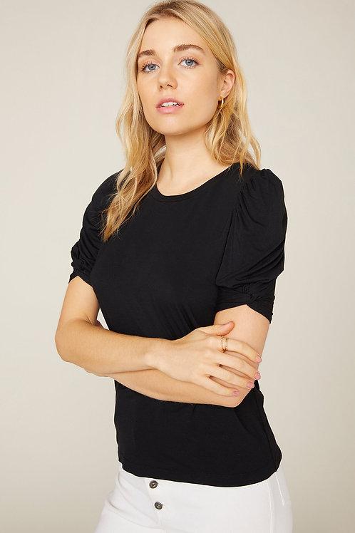BB Dakota Huff and Puff T-Shirt Black