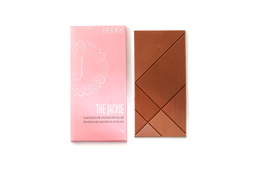 Jacek Jackie Chocolate Bar
