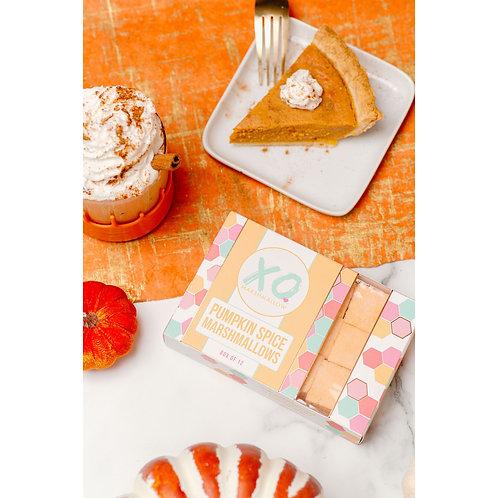XO Marshmallow Pumpkin Spice