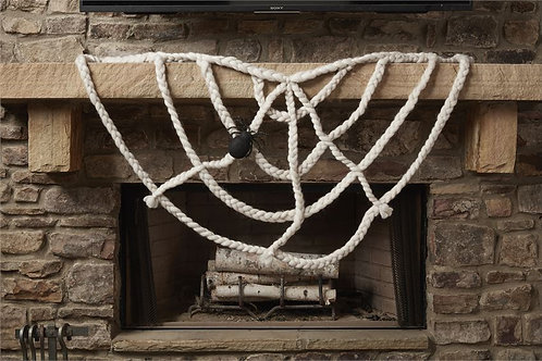 Mudpie Spider Web