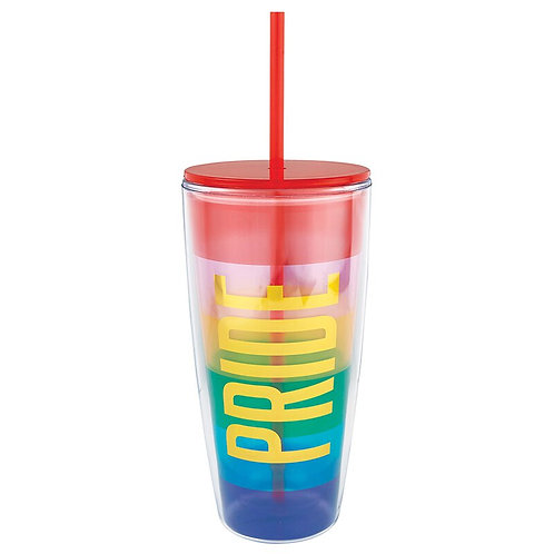 Double Walled Pride Tumbler