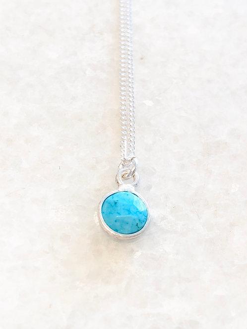 Jocelyn Kennedy Turquoise Necklace