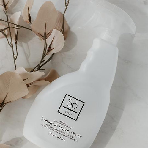 So Luxury All Purpose Cleaner - Lavender