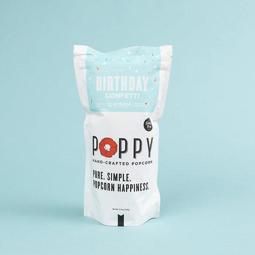 Poppy Birthday Confetti Market Bag