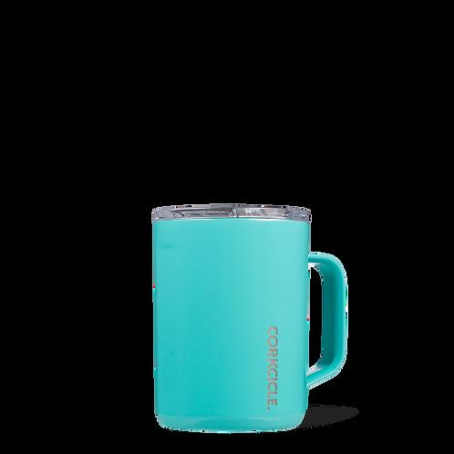 Corkcicle Mug Turquoise
