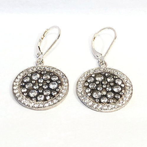 Jocelyn Kennedy Crystal Earrings