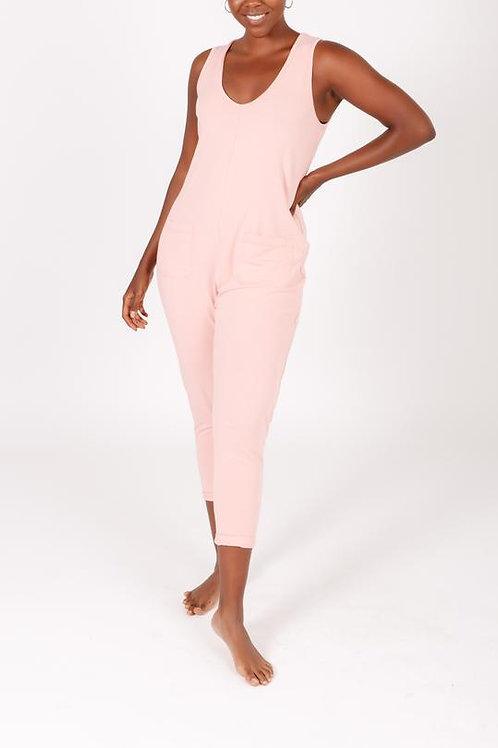 Smash + Tess The Saturday Romper Pretty Pink