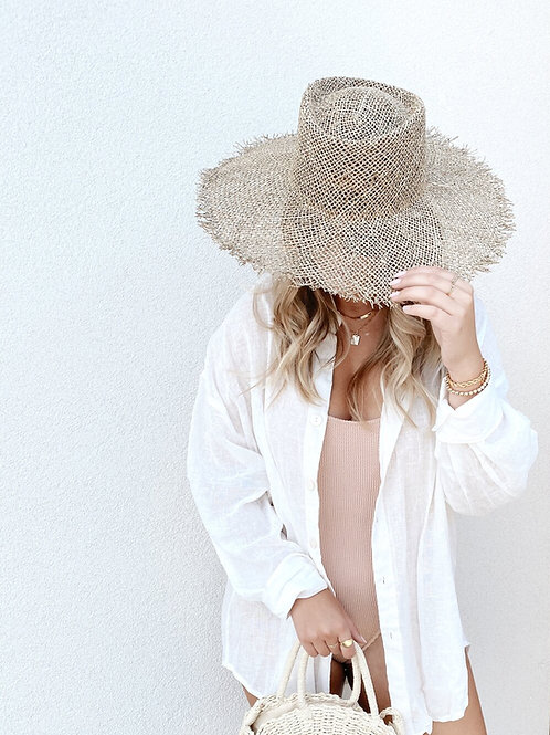 Quince Maui Straw Hat