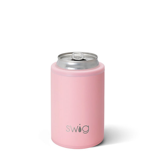 Swig Can Cooler Matte Blush