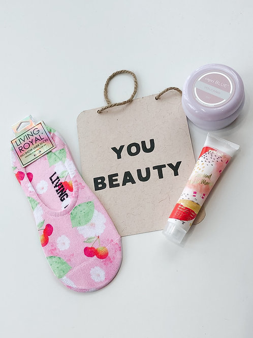 You Beauty Cherry Blossoms Gift Set