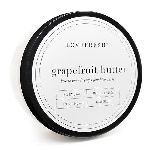 Love Fresh Grapefruit Body Butter