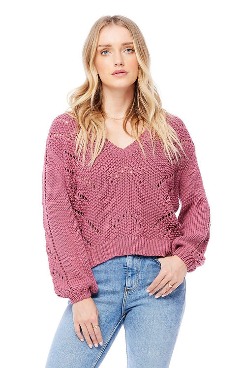 Saltwater Luxe: Dreamy Sweater
