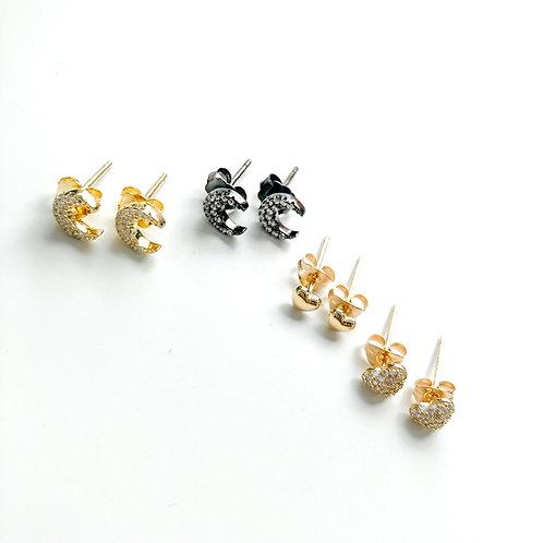 Jocelyn Kennedy Stud Earrings