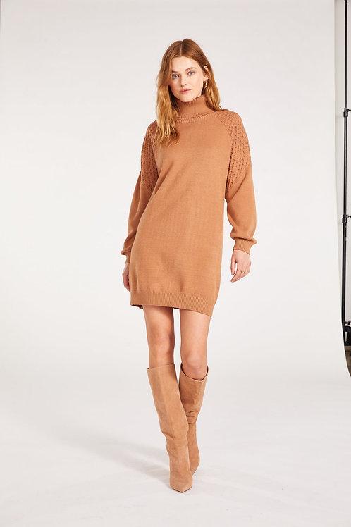 BB Dakota Little Wing Dress - Camel