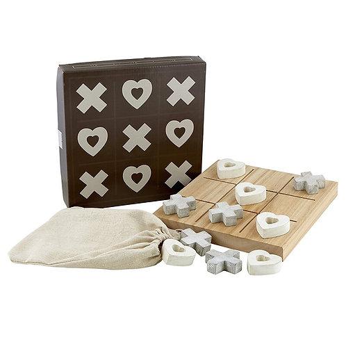 Heart Tic Tac Toe Board Game