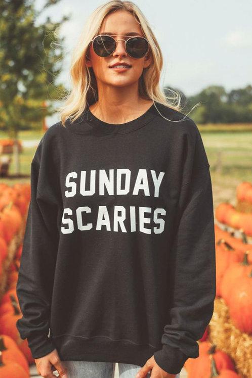 Friday + Saturday Sunday Scaries Sweatshirt