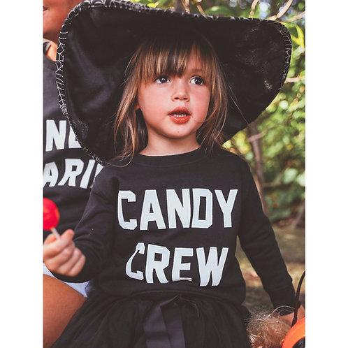 Friday + Saturday Candy Crew Toddler Sweatshirt