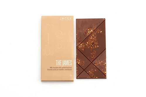 Jacek James Chocolate Bar