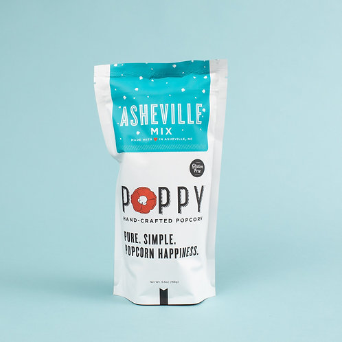 Poppy Asheville Mix Popcorn
