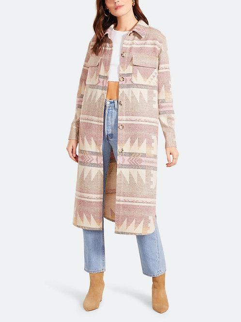 BB Dakota Tan Mojave Moon Coat