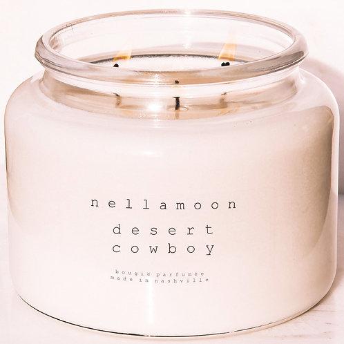 Nellamoon  Desert Cowboy Candle