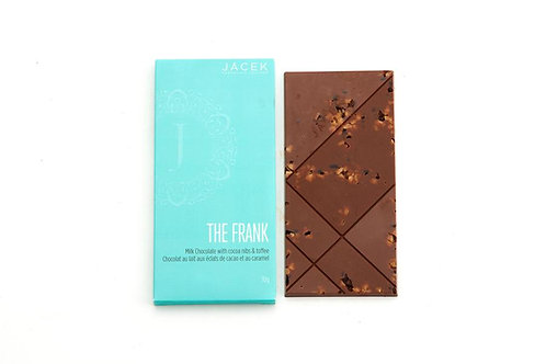 Jacek Frank Chocolate Bar