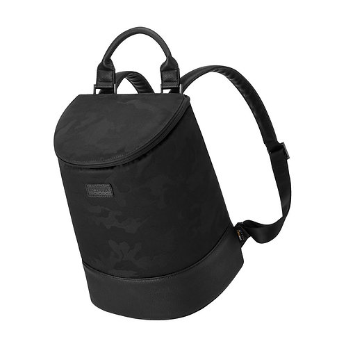 Corkcicle Eola Bucket Tote Cooler Black Camo