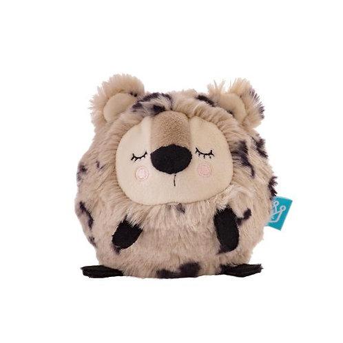 Manhattan Toys Squeezmeez Leopard