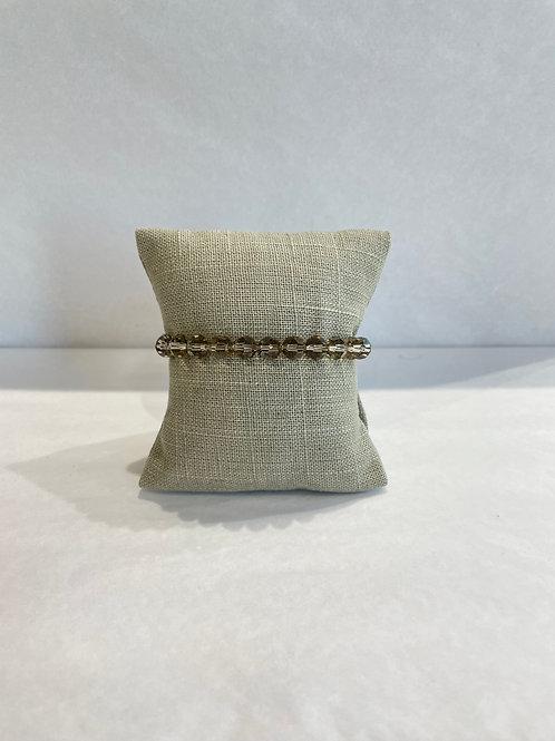 Jocelyn Kennedy Swarovski Beaded Bracelet