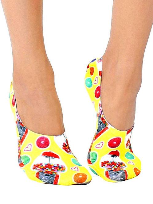 Living Royal Gumball Liner Socks
