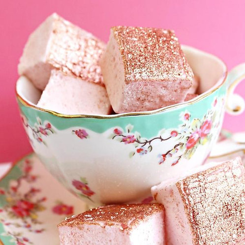 XO Marshmallow Rose Gold Rose