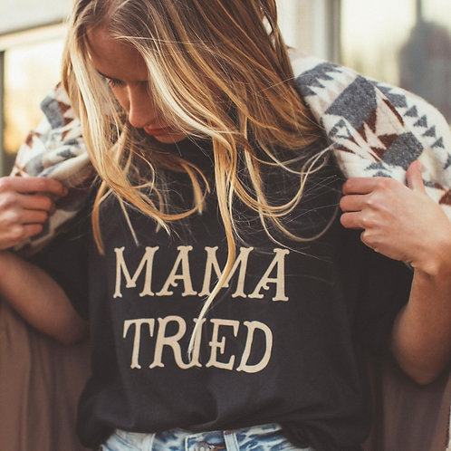 Charlie Southern: Mama Tried Tee