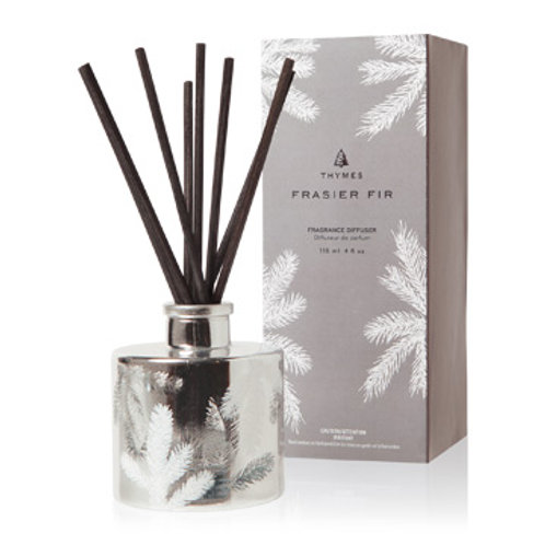 Thymes Frasier Fir Statement Petite Reed Diffuser