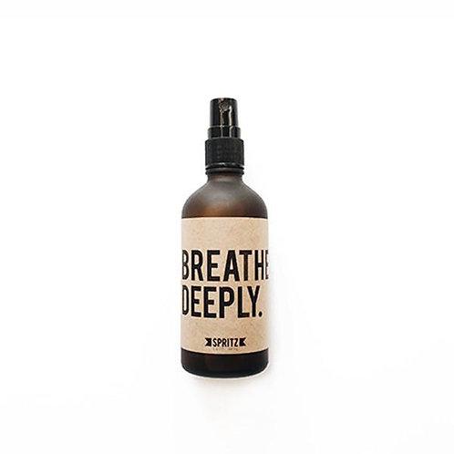 Happy Spritz Breathe Deeply