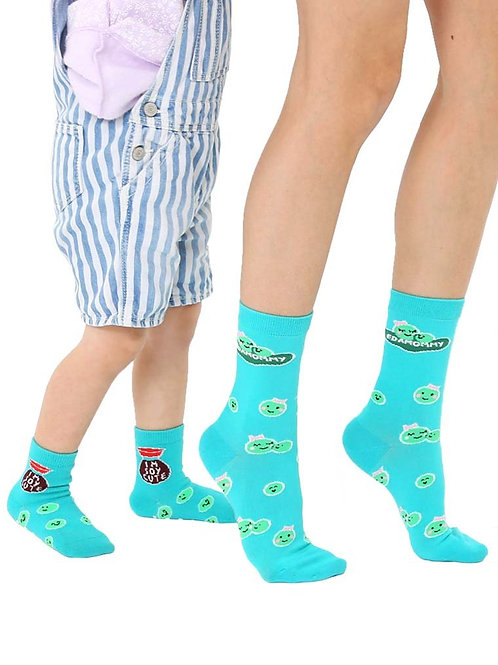 Living Royal Edamommy and Me Mini Socks