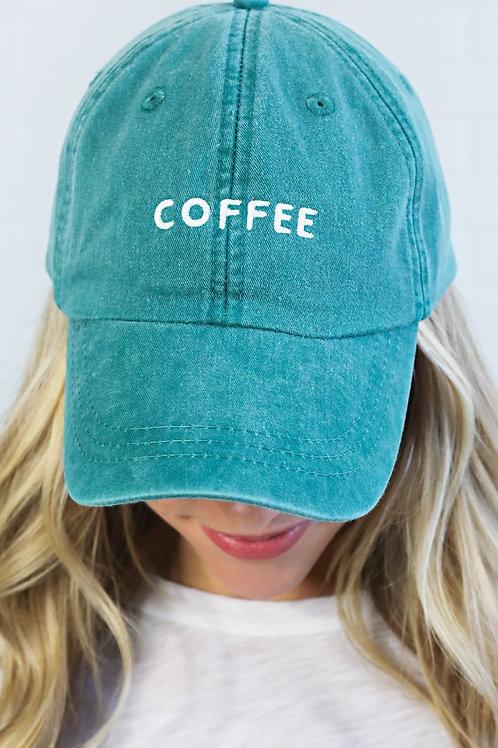 Friday + Saturday Coffee Hat
