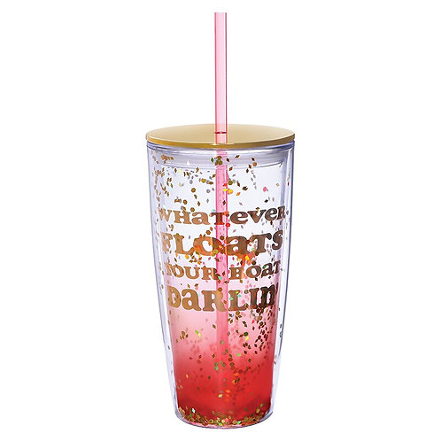 Whatever Floats Your Boat Darlin Insulated Cup