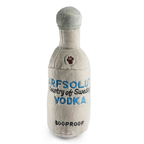 Haute Diggity Dog Arfsolut Vodka Toy Large