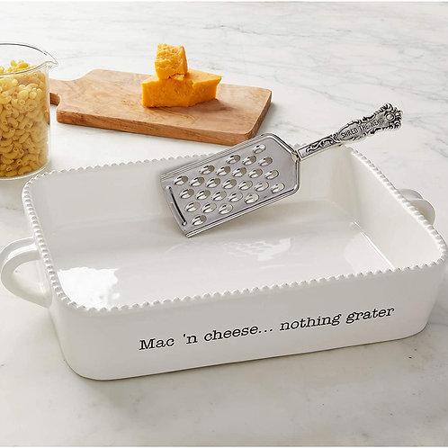 Mudpie Mac and Cheese Dish Set