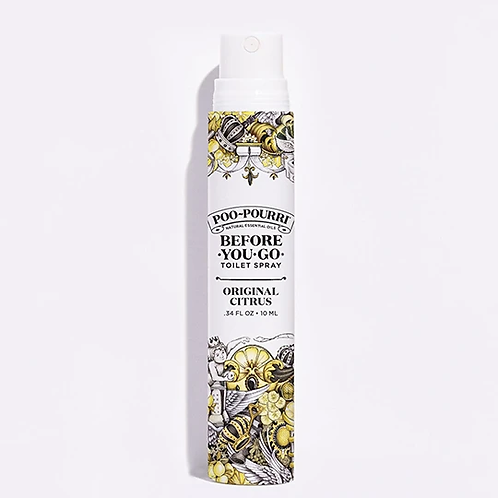 Poo-Pourri Original Citrus Toilet Spray