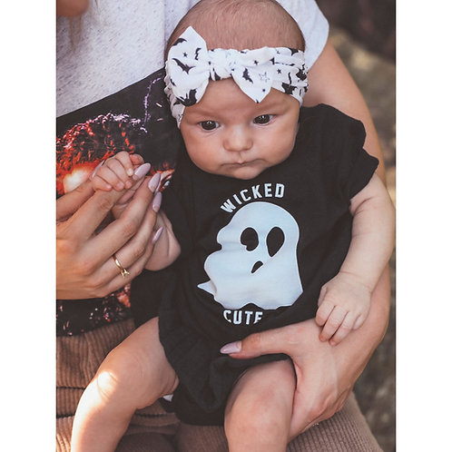 Friday + Saturday Wicked Cute Baby Tee