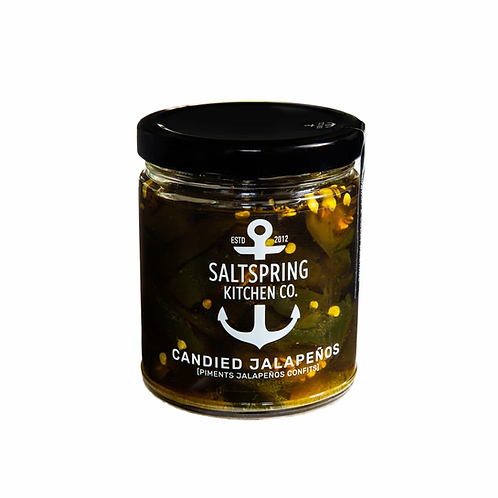 Saltspring Kitchen Co. Candied Jalapenos