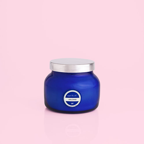 Capri Blue Volcano Blue Petite Jar
