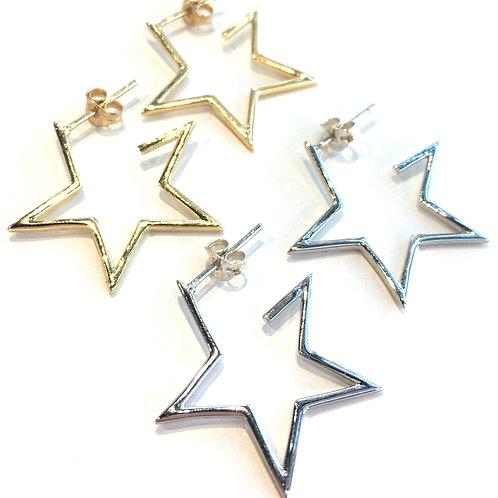 Jocelyn Kennedy Star Studs