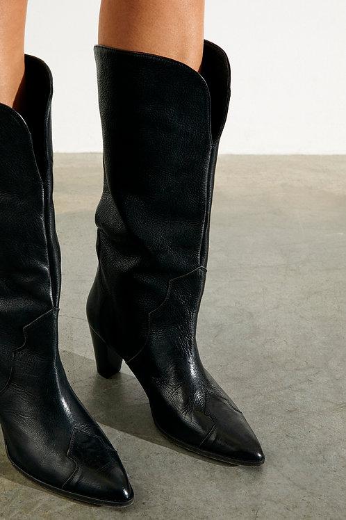Free People Shayne Boot- Black